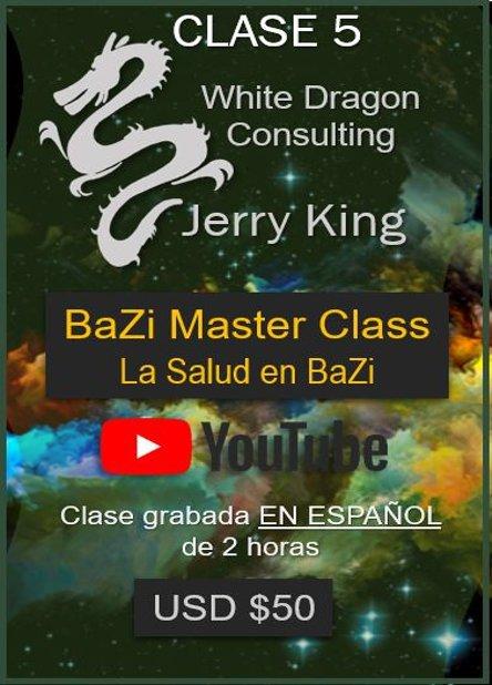 BaZi Master Class La Salud